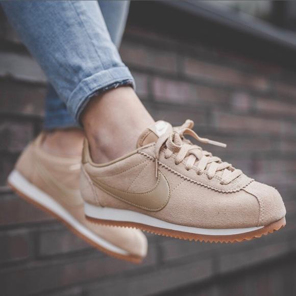 Nike Classic Cortez Suede Sneaker fX0dGAiVHK